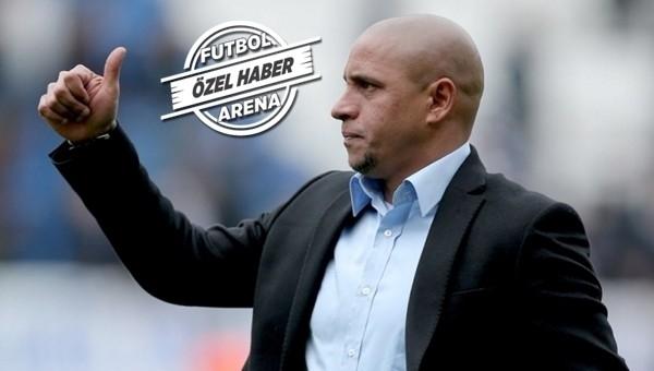 Alanyaspor'dan Roberto Carlos açıklaması