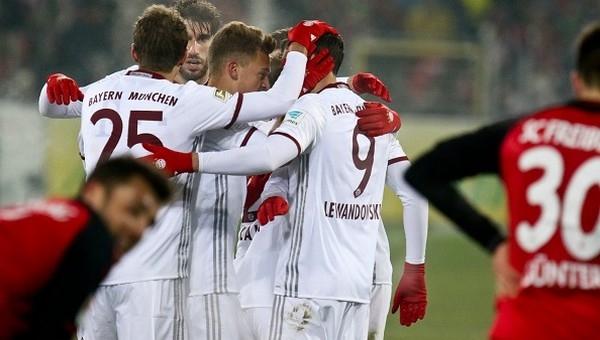 Almanya Ligi'nde rekor gelir