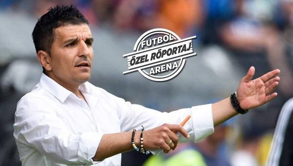 Almanya'yı kasıp kavuran Türk hoca FutbolArena'ya konuştu