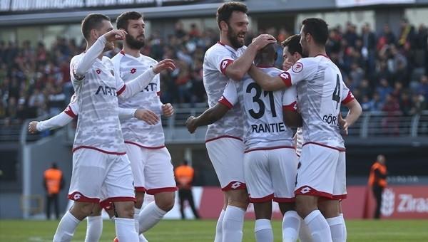 Amed Sportif - Gençlerbirliği maçı özeti ve golleri