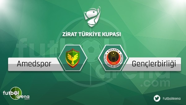 Amed Sportif - Gençlerbirliği maçı saat kaçta, hangi kanalda?