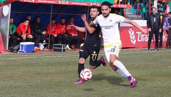 Amedspor 2-2 Menemen Belediyespor maç özeti ve golleri
