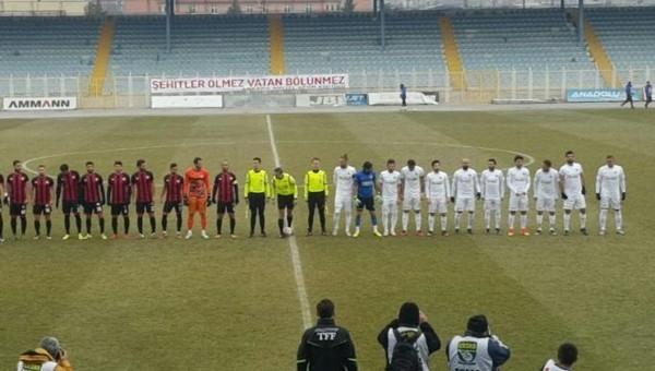 Ankara Adliyespor 4-2 Sakaryaspor maç özeti ve golleri