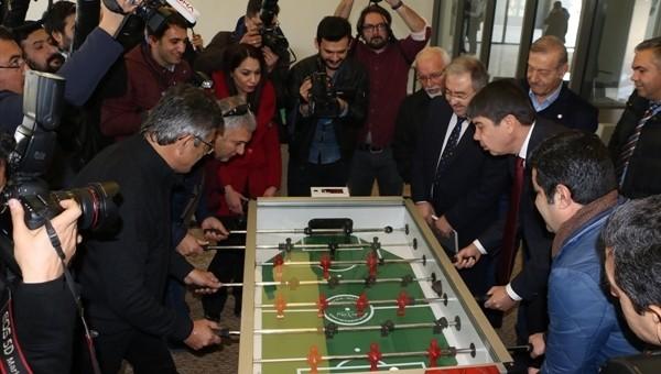 Antalyaspor'a servet değerinde tesis