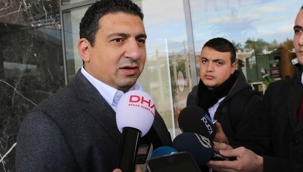Antalyaspor'dan Samuel Eto'o açıklaması