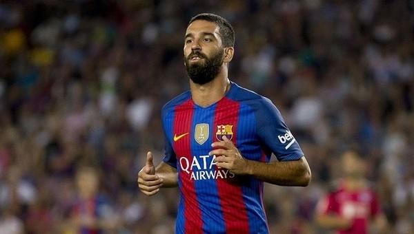Arda Turan'ın Real Sociedad'a attığı gol (İZLE)