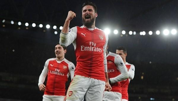 Arsenal yeni yıla galibiyetle girdi: 2-0
