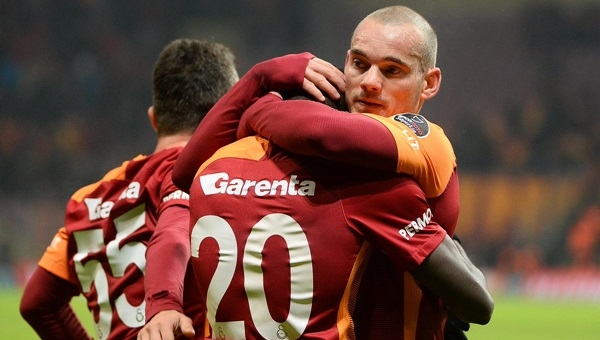 Wesley Sneijder asist krallığında zirvede