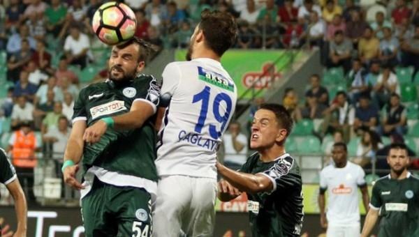 Atiker Konyaspor, Çaykur Rizespor'u ağırlıyor