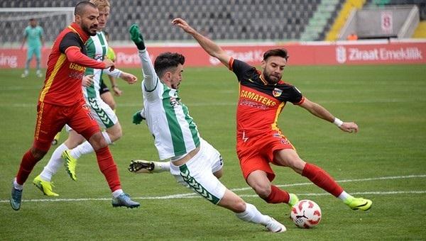 Atiker Konyaspor kupa sınavında