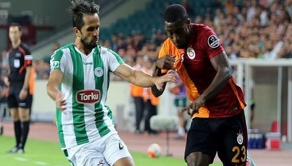 Atiker Konyaspor'un konuğu Galatasaray