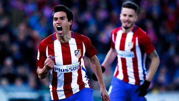 Atletico Madrid zor da olsa kazandı: 1-0