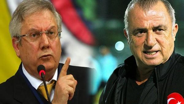 Aziz Yıldırım'dan Fatih Terim'e istifa çağrısı