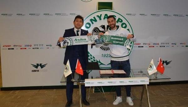 Bajic, Konyaspor ile sözleşme uzattı