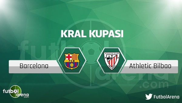 Barcelona - Athletic Bilbao maçı saat kaçta, hangi kanalda?