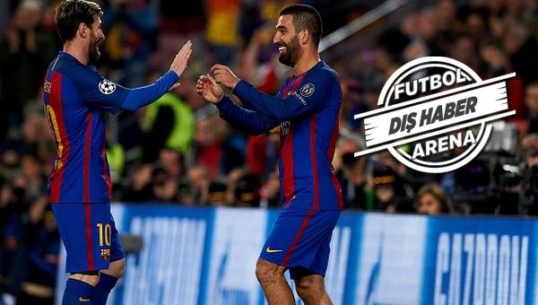 Barcelona'nın Arda Turan üzerinden Messi planı