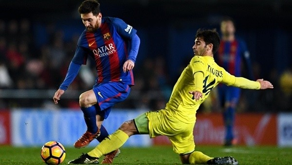 Barcelona'ya Messi yetmedi: 1-1