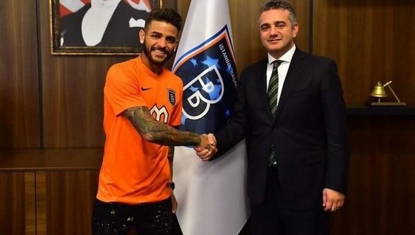 Başakşehir, Junior Caiçara'yı transfer etti