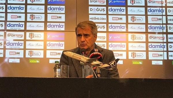 Beşiktaş 5-1 Konyaspor Şenol Güneş maç sonrası neler söyledi?