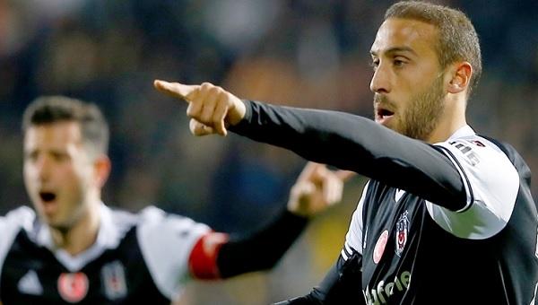 Beşiktaş, Alanya'da kazandı haftalar sonra lider oldu