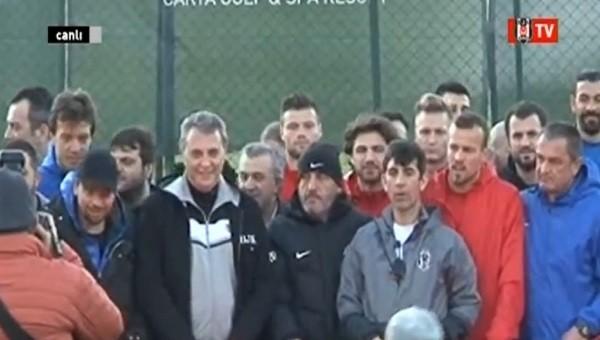 Beşiktaş, Antalyaspor ve Osmanlıspor'dan teröre karşı birlik çağrısı