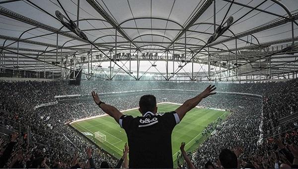 Beşiktaş - Atiker Konyaspor Vodafone Arena'da beklenen taraftar sayısı