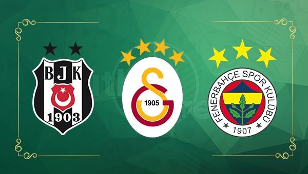 Beşiktaş ve Galatasaray'ın avantajı