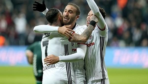 Beşiktaş'a büyük övgü! 'Bu ligde böyle oynanır'