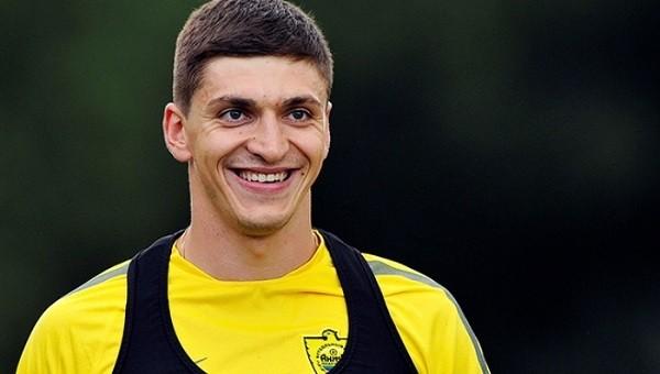 Beşiktaş'ın transfer listesindeki forvet Budkivsky'nin menajerinden flaş açıklama