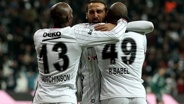 'Beşiktaş'ın galibiyetinin mimarı Aziz Yıldırım'dır'