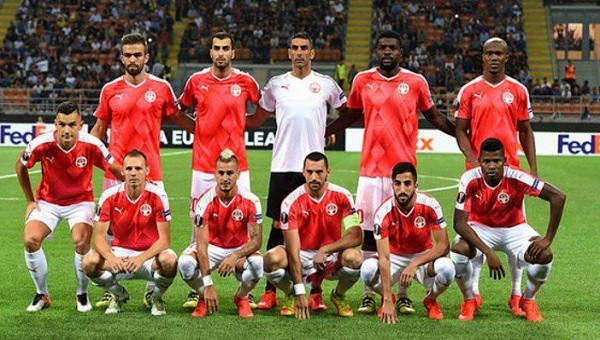 Beşiktaş'ın rakibi Hapoel Beer Sheva'da kriz