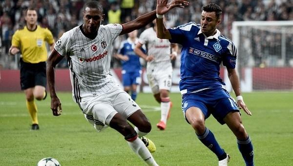 Beşiktaş'ın transfer gündemindeki Junior Moraes konuştu