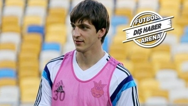 Beşiktaş'la transferde ismi geçen forvet Budkivsky ortada kaldı
