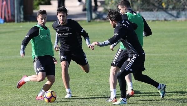 Beşiktaş'ta 3 yeni transfer