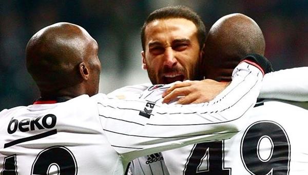 Beşiktaş'tan 44 maç sonra bir ilk