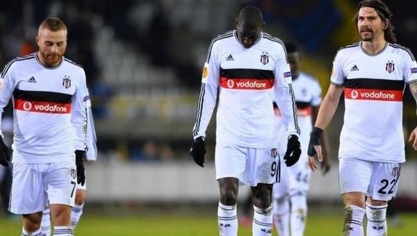 Beşiktaş'tan Demba Ba ve Ersan Gülüm açıklaması