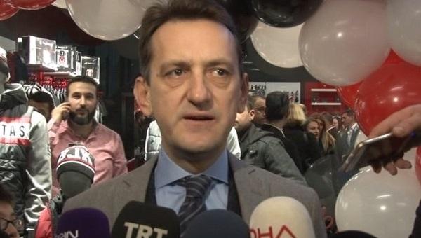 Beşiktaş'tan Talisca ve transfer açıklaması