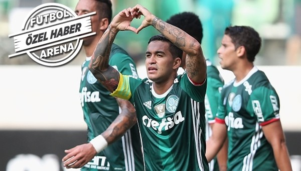 Beşiktaş, Palmeiras'tan Dudu'nun transferinde anlaşma sağladı