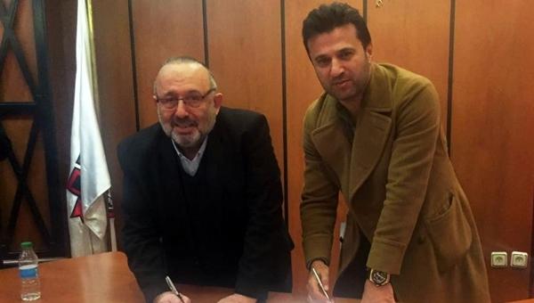 Bülent Uygun Gaziantepspor'un teklifini kabul etme nedenini açıkladı