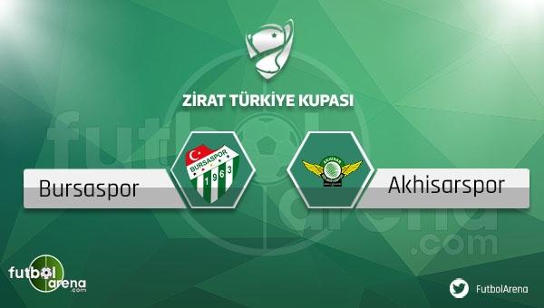 Bursaspor - Akhisar Belediyespor maçı saat kaçta, hangi kanalda?