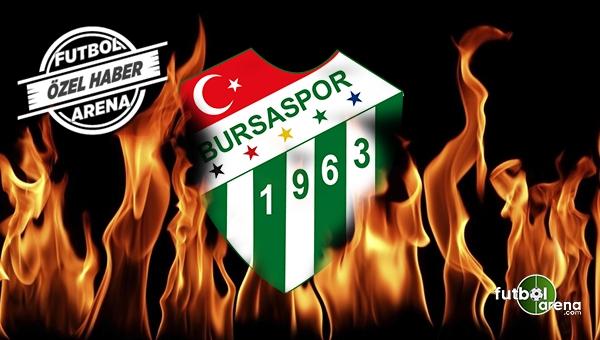 Bursaspor'un yeni teknik direktörü Samet Aybaba mı olacak?