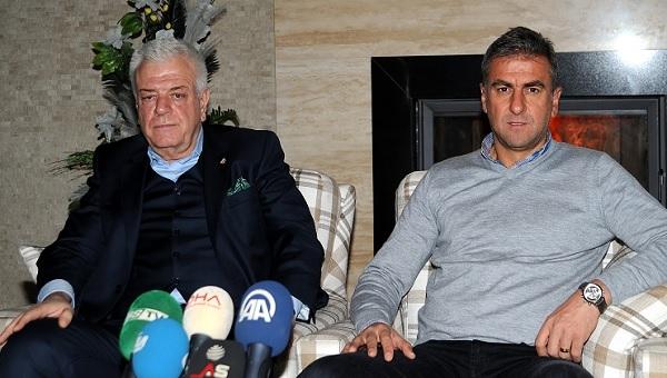 Bursaspor'da Hamza Hamzaoğlu hakkında çıkan karar