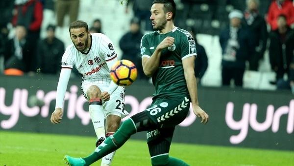Cenk Tosun'dan 17 gol katkısı