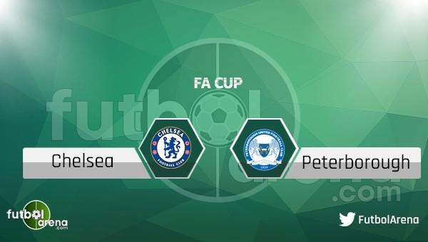 Chelsea - Peterborough United maçı saat kaçta, hangi kanalda?