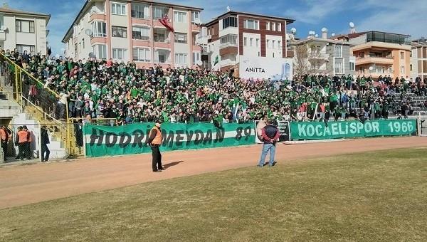 Cizrespor - Kocaelispor maçı canlı takip et