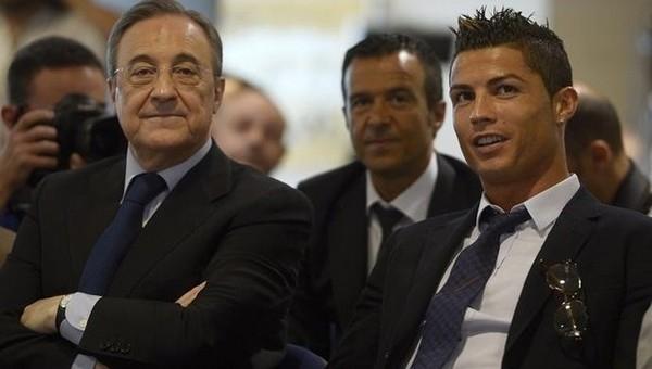 Cristiano Ronaldo için Çin planı