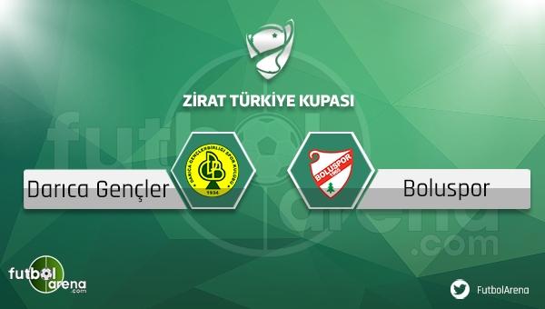 Darıca Gençlerbirliği - Boluspor maçı saat kaçta, hangi kanalda?