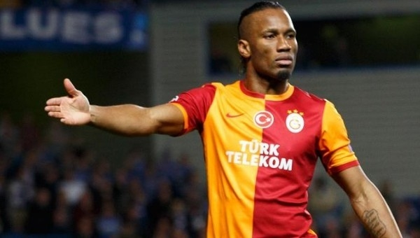 Didier Drogba'dan Galatasaray transferi açıklaması