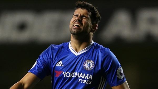 Diego Costa transferinde flaş gelişme