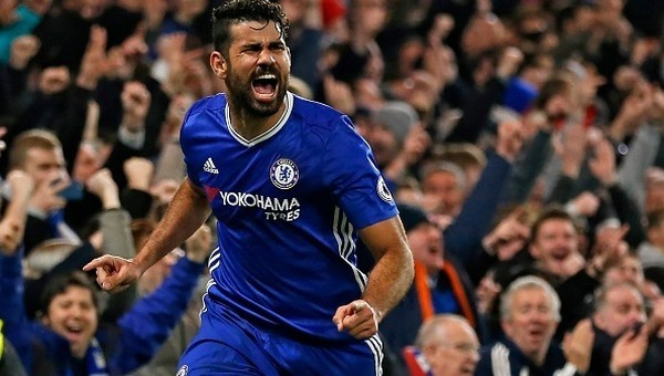 Diego Costa'nın transferi için 80 milyon Euro